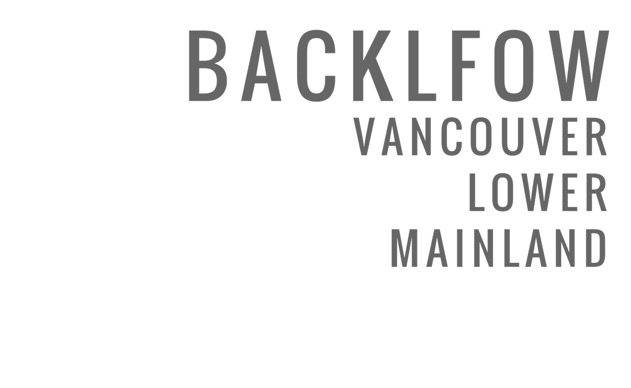 Vancouver Backflow prevention