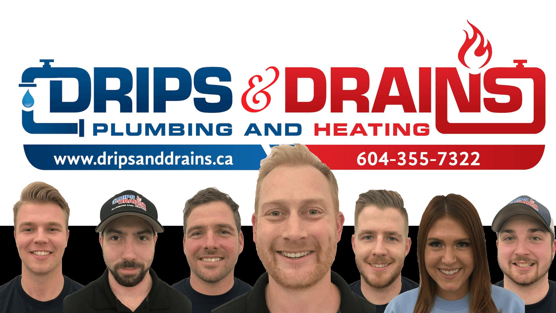 DRIPS & DRAINS TEAM - meet the team